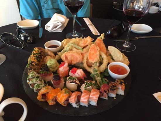 bh foz sushi