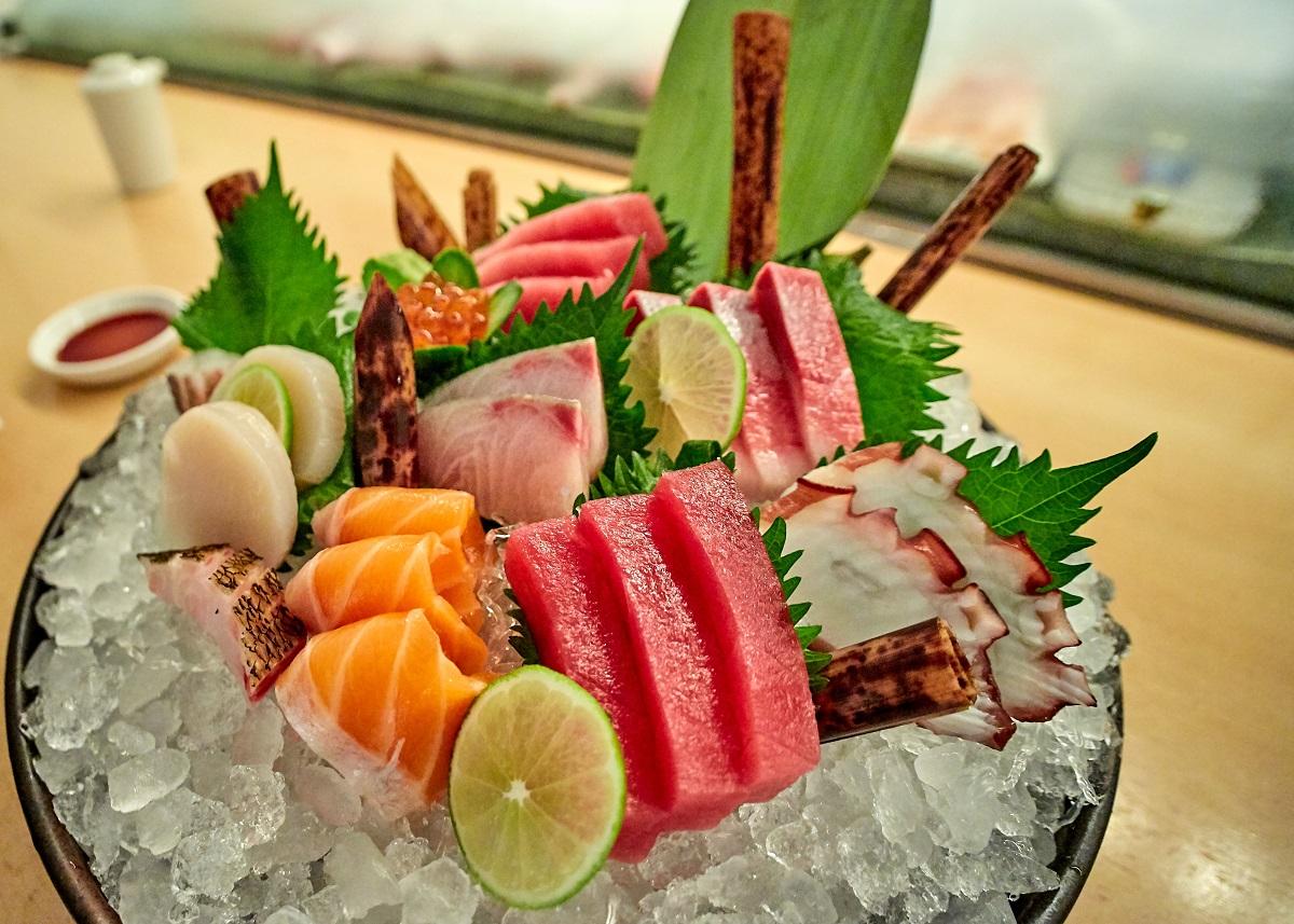 Restaurantes sushi no Porto – 5 melhores opções