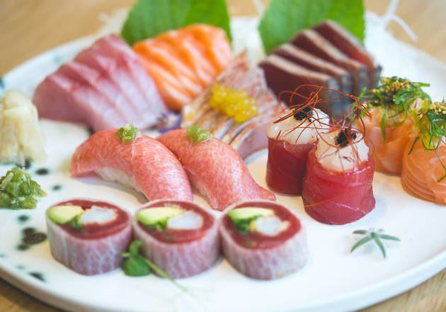 Mood sushi porto