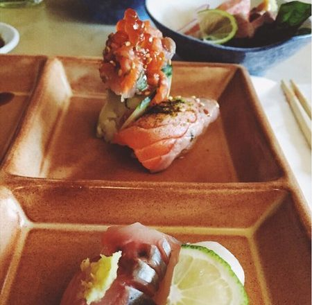 comida japonesa porto