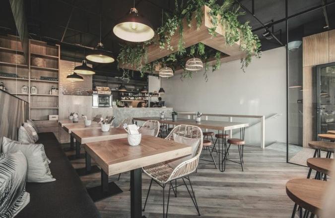 Restaurantes saudáveis -Boavida
