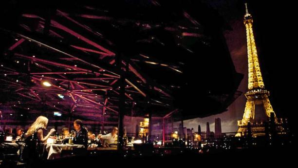 restaurantes romanticos paris
