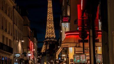 Restaurantes romanticos em paris