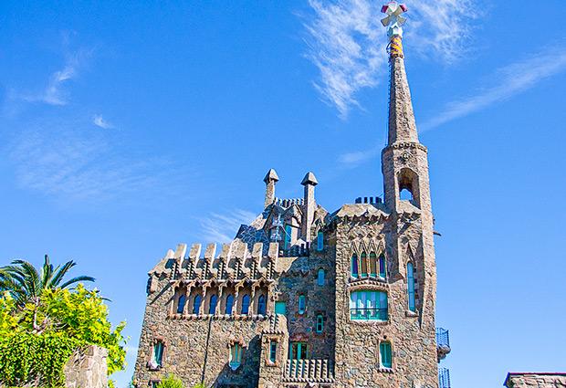 Torre Bellesquard barcelona