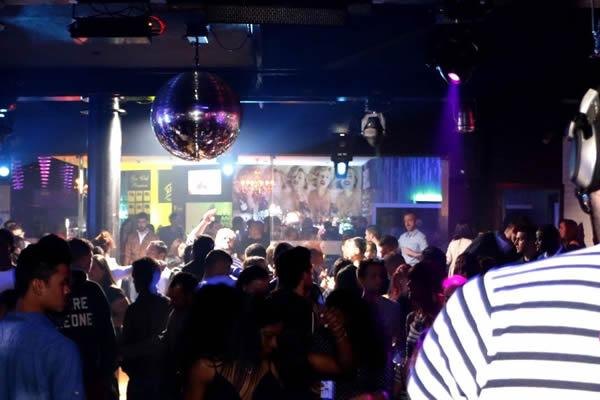 seven club - Discoteca nas maia