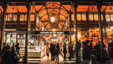Mercado Sao miguel Madrid a visitar no roteiro 3 dias