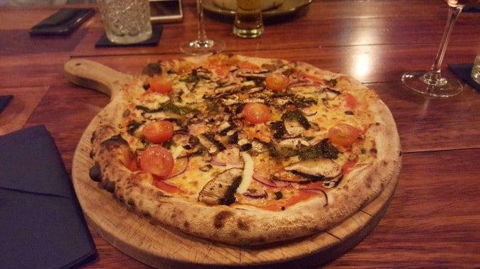 Il Pizzaiolo galerias de paris porto