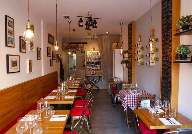 Il Ristorantino restaurante (Matosinhos)