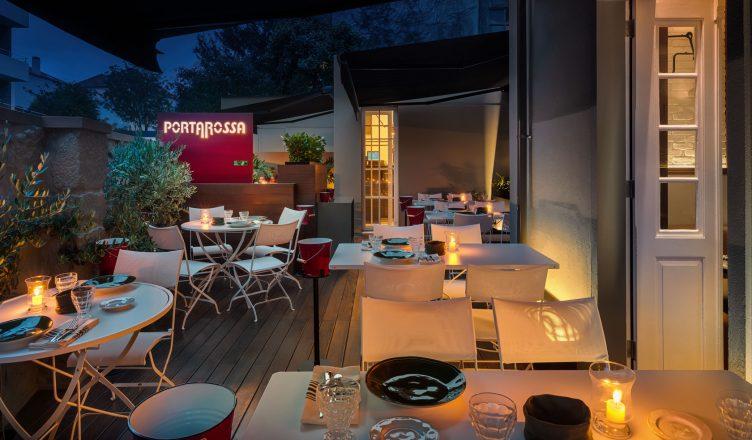 restaurante porta rosa - comida italiana na foz ao mais alto nivel