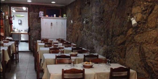 restaurante cana verde baixa do porto