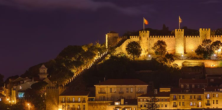 Castelo sao jorge lisboa | Turismo lisboa