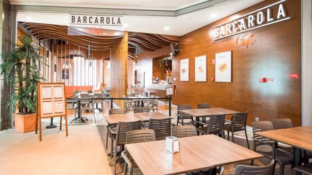 Barcarola Café em braga francesinhas