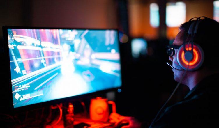 noite video jogos para despedida solteiro