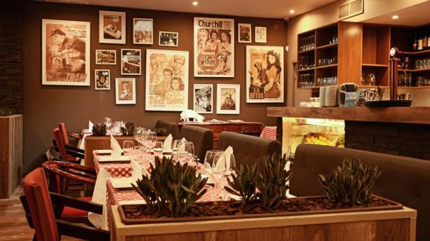 Bellalisa restaurante para grupos italianos