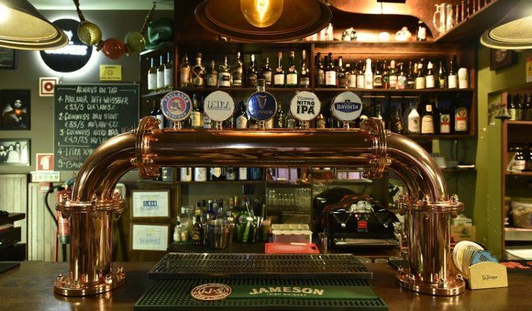 Bar Iris Pub em aveiro