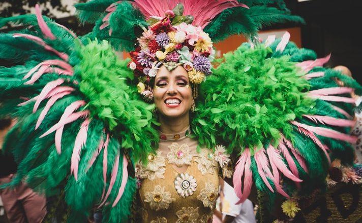 fatos de carnaval originais