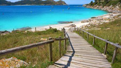ilhas cies espanha