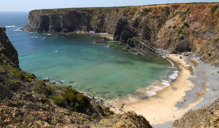 praias da costa alentejana