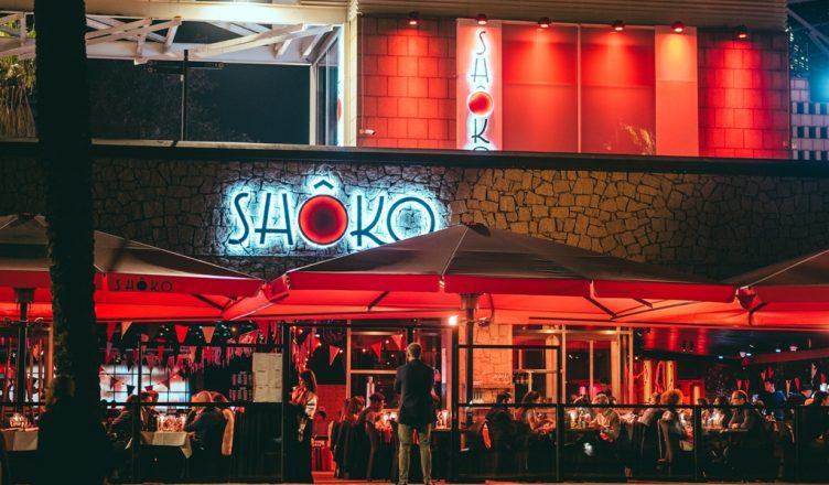 shoko discoteca e bar barcelona