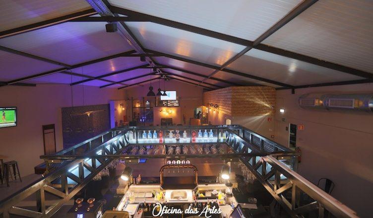 Oficina das Artes Lounge Club em cascais