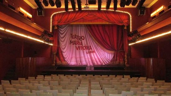 Teatro Maria Vitória lisboa