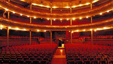 teatros no porto