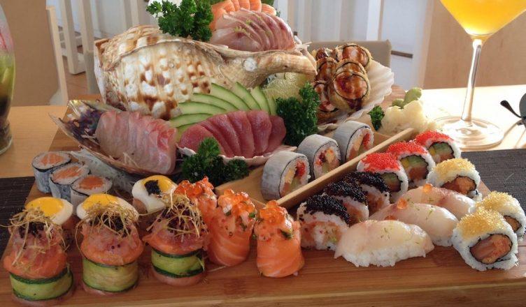 sushi em vila do conde