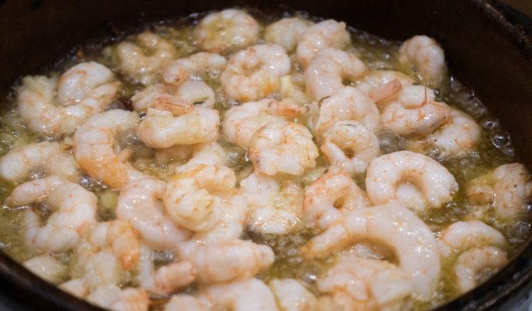 receita de arroz de marisco e simples