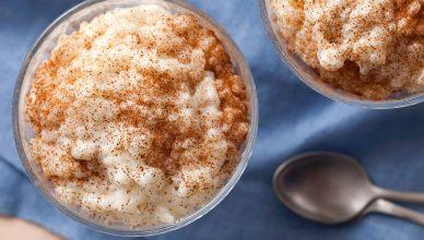 arroz doce receita como fazer tradicional e simples