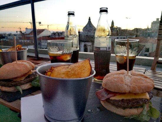 rooftop santa catarina la vie comida
