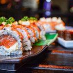 sushi receitas - como fazer