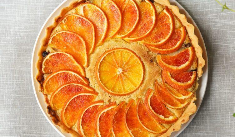 bolo de laranja humido receita