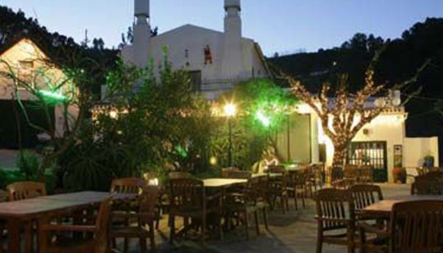 Jardim das Oliveiras restaurante monchique