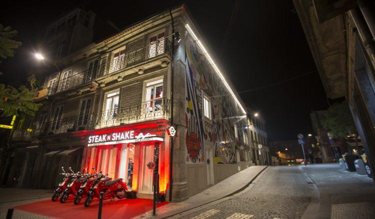 Steak & Shake Baixa do porto